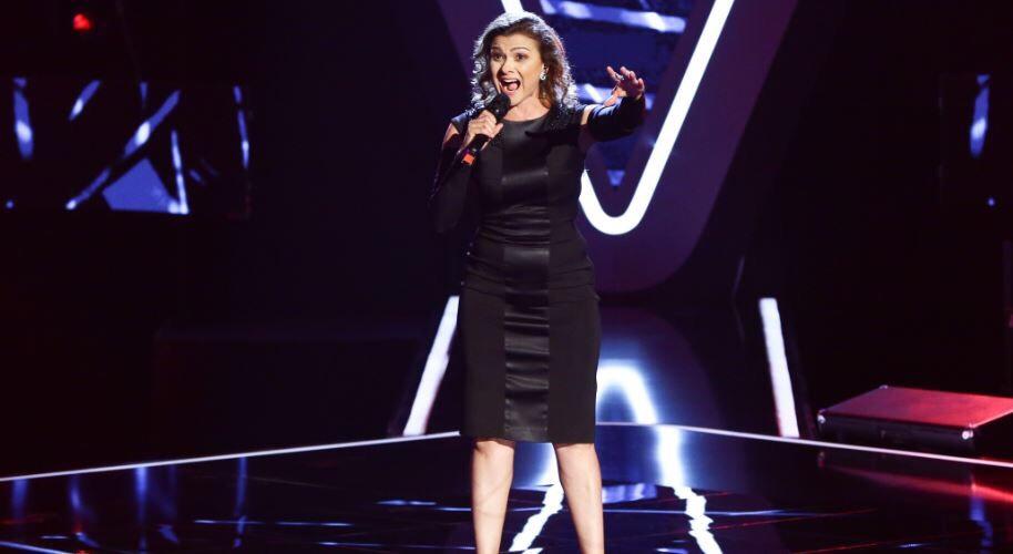 O actriță a Teatrului Toma Caragiu a impresionat la Vocea României